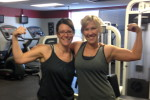 Mel & Ally Edmonton Personal Trainers