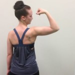 Randi Loses 25lbs of fat & gains 5lbs of muscle