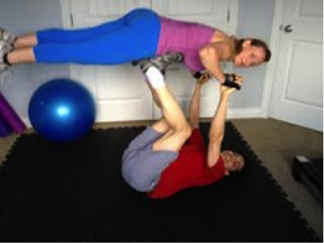 Client of the month Olga & Jorge