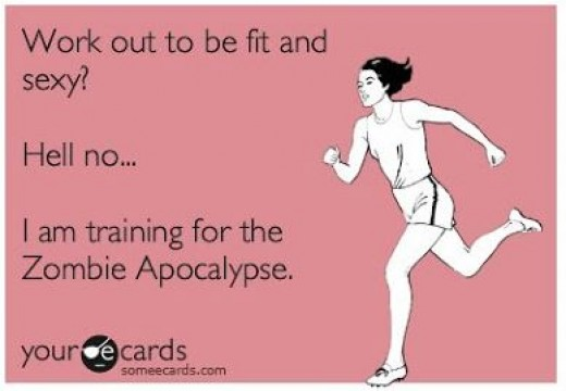 Zombie Survival Workout – St.Albert Personal Training